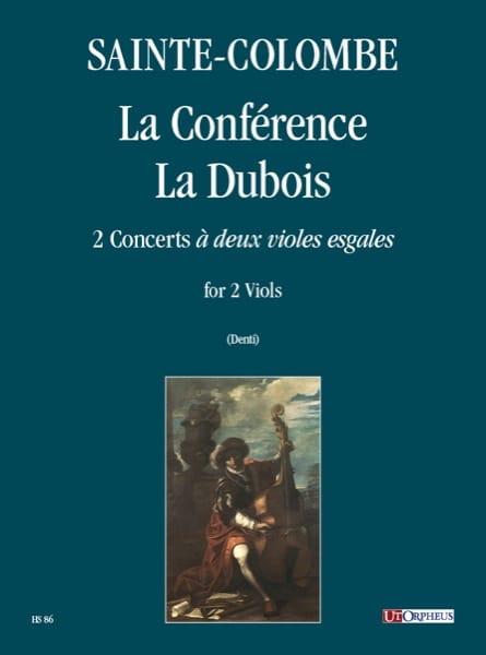 La Conférence - La Dubois - Colombe Jean De Sainte - laflutedepan.com