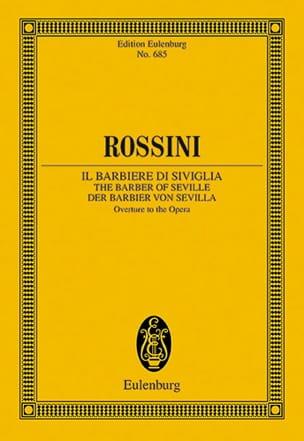 Der Barbier Von Sevilla Ouvertüre - Conducteur ROSSINI laflutedepan