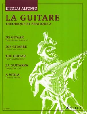 La guitare théorique et pratique - Volume 2 - laflutedepan.com