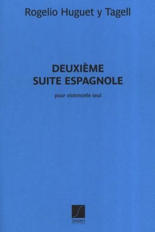 Rogelio Huguet Y Tagell - 2. spanische Suite - Partition - di-arezzo.de