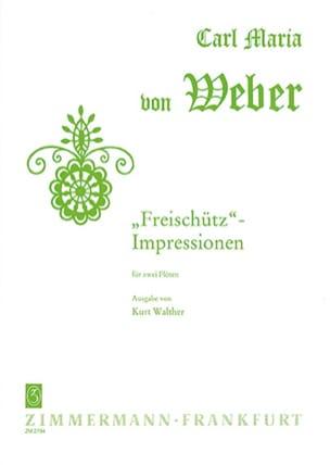 Freischütz - Impressionen -2 Flöten laflutedepan