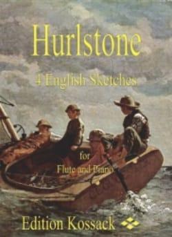 4 English sketches William Yeates Hurlstone Partition laflutedepan