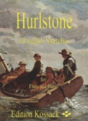 4 English sketches - William Yeates Hurlstone - laflutedepan.com