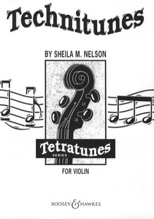 Technitunes for violin - 2 Violons Sheila M. Nelson laflutedepan
