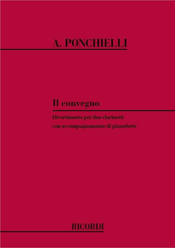 Il Convegno -2 clarinetti pianoforte - laflutedepan.com