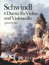 6 Duette für Violine und Violoncello op. 6 laflutedepan