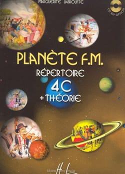Planète FM 4C - Répertoire + Théorie Marguerite Labrousse laflutedepan