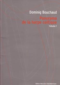 Panorama de la Harpe Celtique Volume 1 Dominig Bouchaud laflutedepan
