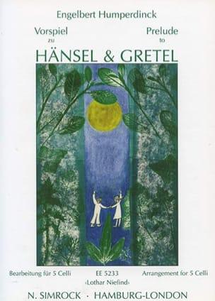 Prélude de Hänsel und Gretel - 5 Cellos - laflutedepan.com