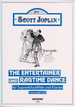 The Entertainer und Ragtime Dance - Sopranblockflöte u. Klavier laflutedepan