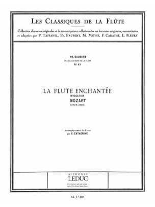 La flûte enchantée : Invocation - Flûte piano - laflutedepan.com