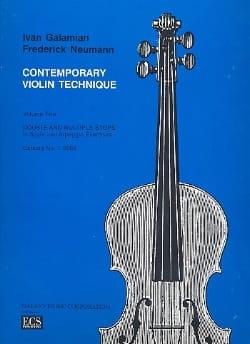 Contemporary Violin Technique Volume 2 laflutedepan
