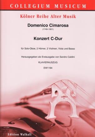 Domenico Cimarosa - Partition - di-arezzo.com