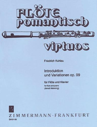 Introduktion und Variationen op. 99 - laflutedepan.com