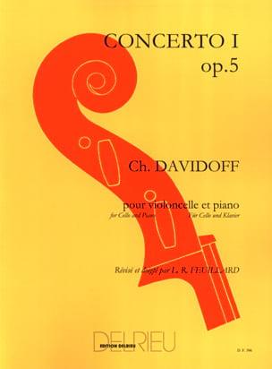 Concerto n° 1 op. 5 en si mineur 1er mouvement laflutedepan