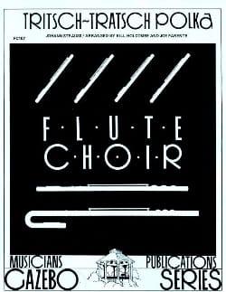 Chit-Chat Polka - Flute choir laflutedepan