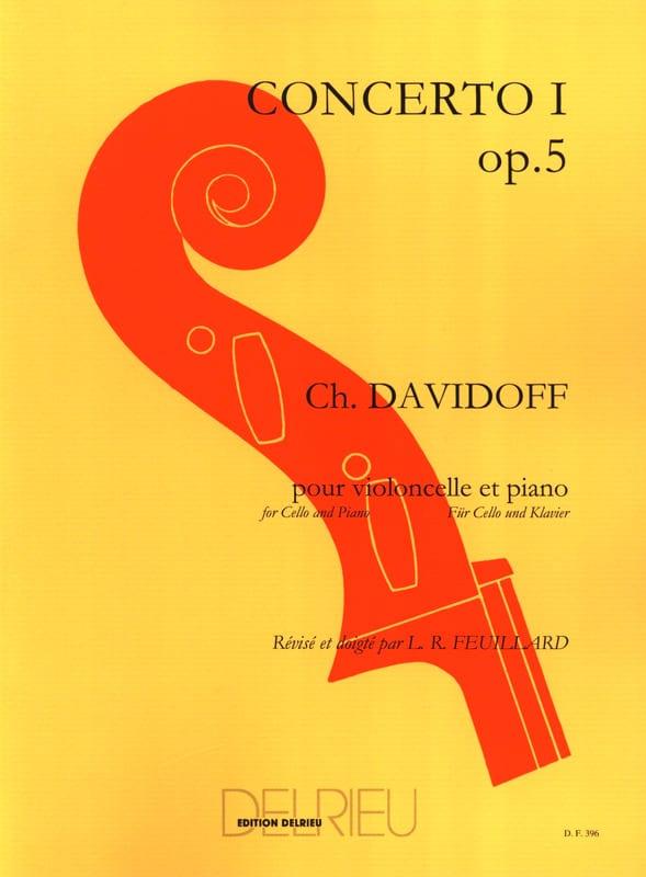 Concerto n° 1 op. 5 en si mineur 1er mouvement - laflutedepan.com