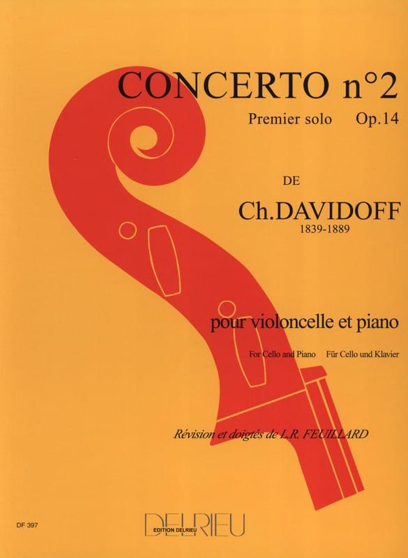 Concerto n° 2 op. 14 en la mineur 1er solo - laflutedepan.com