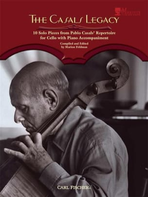 The Casals Legacy Partition Violoncelle - laflutedepan