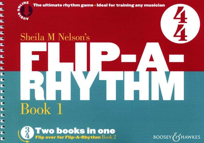 Flip a Rythm 4/4 - Sheila M. Nelson - Partition - laflutedepan.com
