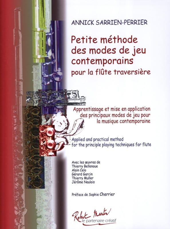 Petite Méthode des Modes de Jeu Contemporains - laflutedepan.com