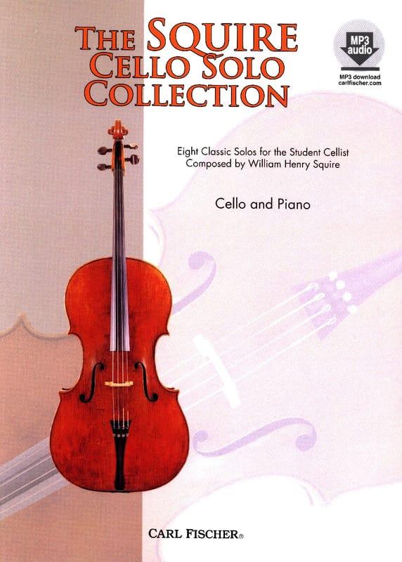 Squire Cello Solo Collection - Squire W. H. - laflutedepan.com