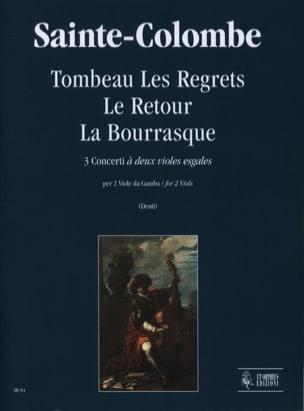 Tombeau les Regrets - le Retour - la Bourrasque laflutedepan