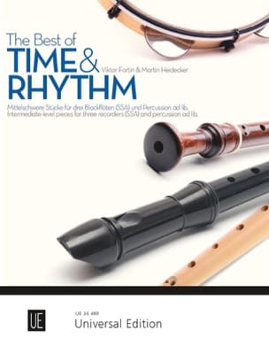 The best of Time and Rhythm - 3 Flûtes à bec Traditionnel laflutedepan