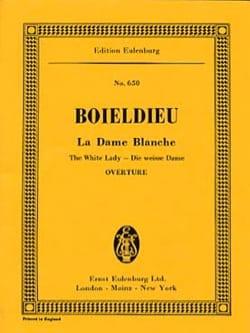 Die weisse Dame - Francois-Adrien Boieldieu - laflutedepan.com