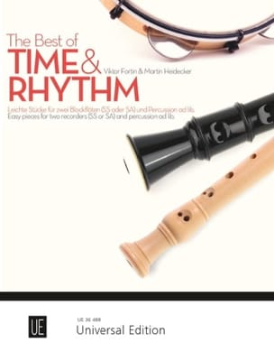 The best of Time and Rhythm - 2 Flûtes à bec Traditionnel laflutedepan