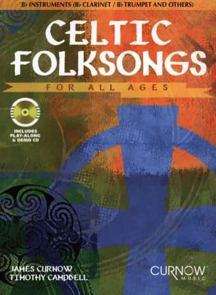 Celtic Folksongs -Bb instruments laflutedepan