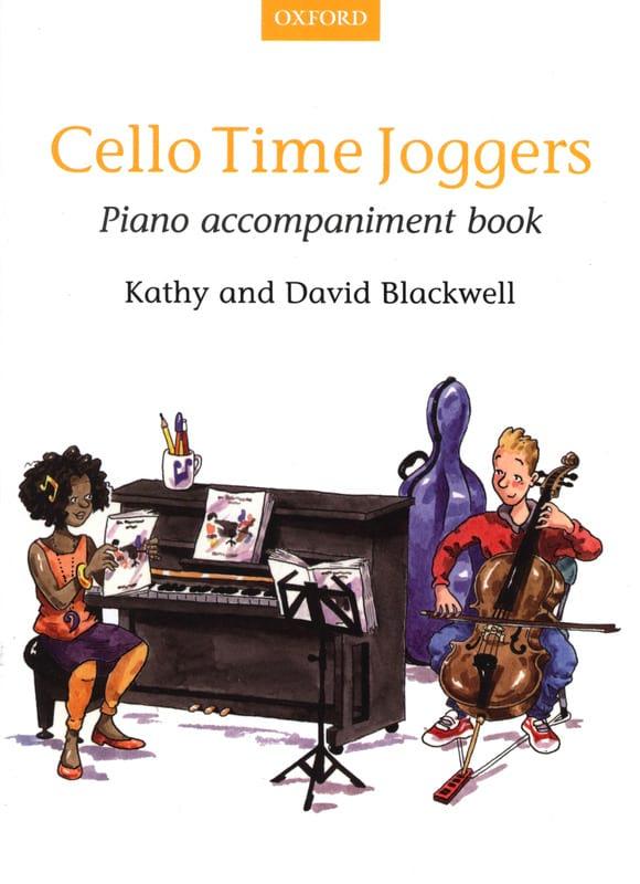 Cello Time Joggers Book 1 - Piano accomp. - laflutedepan.com