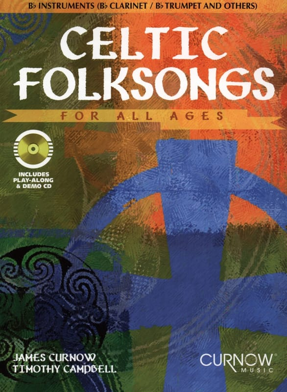 Celtic Folksongs -Bb instruments - laflutedepan.com