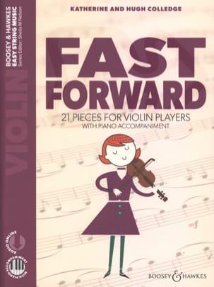 - Fast Forward - Violine und Klavier - Partition - di-arezzo.de