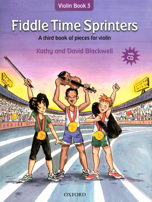 Fiddle Time Sprinters Book 3 - Violon - laflutedepan.com
