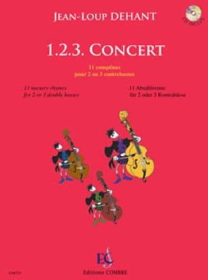 1.2.3 Concert - Jean-Loup Dehant - Partition - laflutedepan.com