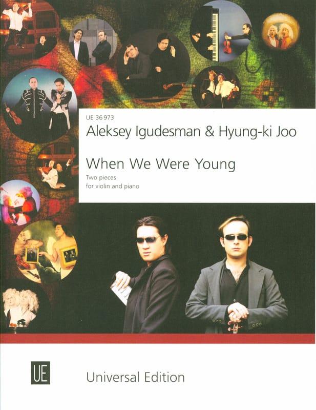 When we were young - Violon et piano - laflutedepan.com