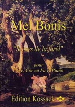 Scènes de la Forêt Mel Bonis Partition Trios - laflutedepan