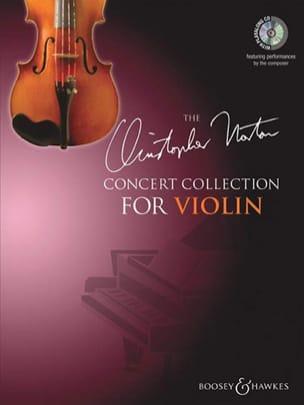 Concert Collection Christopher Norton Partition Violon - laflutedepan