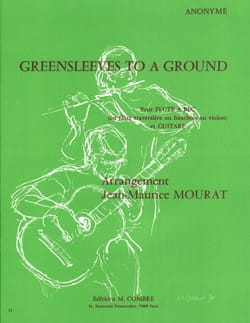 Greensleeves to a Ground - Flûte à bec guitare laflutedepan
