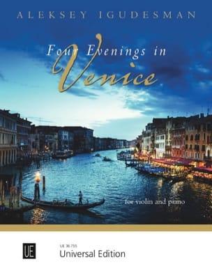 Four Evenings in Venice - Violon et piano laflutedepan