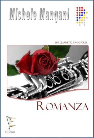 Romanza per Clarinetto e Pianoforte Michele Mangani laflutedepan