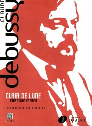 Clair de Lune - Alto DEBUSSY Partition Alto - laflutedepan