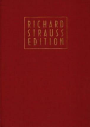 Volume 19 : Symphonien - Richard Strauss Edition - laflutedepan.com