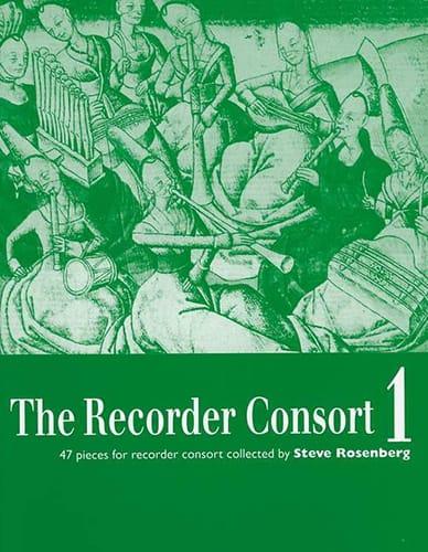 The Recorder Consort Volume 1 - Steve Rosenberg - laflutedepan.com