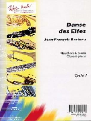 Danse des Elfes - Jean-François Basteau - Partition - laflutedepan.com