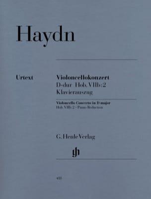 Concerto pour violoncelle en Ré majeur Hob. VIIb:2 HAYDN laflutedepan