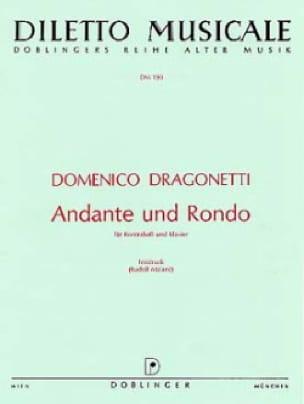 Andante und Rondo D-Dur - Domenico Dragonetti - laflutedepan.com