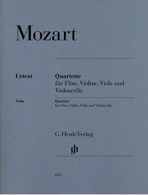 Quatuors avec flûte - flûte, violon, alto et violoncelle - laflutedepan.com