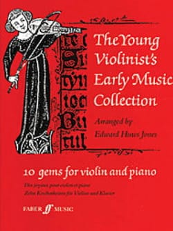 The young Violonist's early music collection laflutedepan